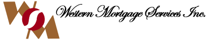 Terms of ServiceWestern Mortgage Services logo